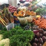 Queen Victoria Market resmi