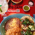 Taco lunch special