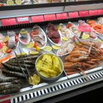 Seafood Auswahl