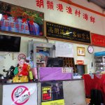 The Cashier & Service Counter