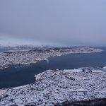 v i ser Tromsøbrua