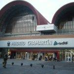 Madrid Chamartin station