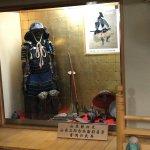 ロビー 山県昌景着用の甲冑