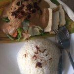 Gado-Gado it's our special food in our region