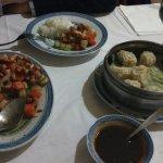 Κοτοπουλο με κασιους,ρυζι ατμου και τσιαο τσι!