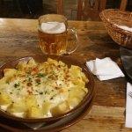 patate con formaggio