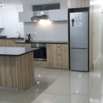Open plan kitchen of our ground floor self catering apartment
