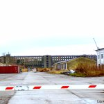 Byggarbetsplats, Mycket av DDR finns att beskåda på Rugen.