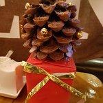 украшение рождественское