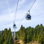 Cable Car experience in Uludag Mountain in Bursa