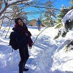 Enjoy with snow in Bursa
