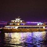 Night Cruise on the Bosphorus in Istanbul