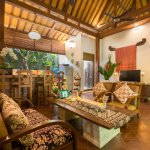 Living room Villa Purwodadi