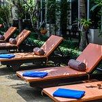 Comfortable Sun Beds