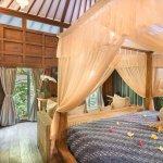 Bedroom Villa Klaten