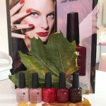 We offer manicures and pedicures finishing of with gel CND polish or Guinot Mastercolours