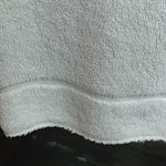 Threadbare towels