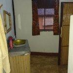 Bathroom of Twiga Tales Lodge