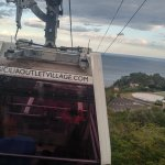 Cable car to Isolla bella