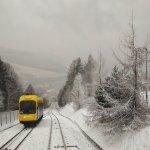 Zimowy wagonik
