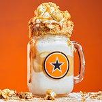 Salted Caramel Freakshake