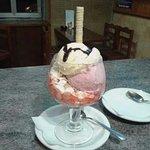 Copa de helado