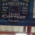 Mc Guinness's  Irish Cottage Photo