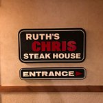 Ruth's was awesome!