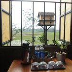Tea & coffee for free in room,