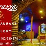 Warmly welcome at La Terrazza.