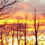 Sunset December 19