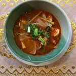 Thai Soup (Forget the exact name)