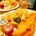 This fish and chips is awesome!!!! Burak speak very well Chinese!! You have to come!