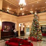 Beautiful historic hotel! Especially nice during Christmas!