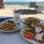 Sharks Beach Bar El Yaque Foto