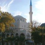 MosqueYeni Hamidiye Cami in down town