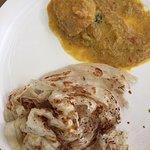Kerala Parotha & Thalassery Special Chicken Curry