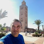Koutoubia Mosque Photo
