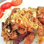 (thai food 13) - Pork chops