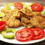 (vegetarian food 01) - Golden Mushrooms