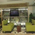 Lovely Bar seating