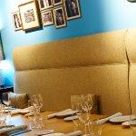 Confortables rincones para disfrutar de nuestra gastronomía