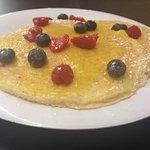 Lemon Berry Pancakes