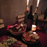 Wine tasting at Wine Cellar Panajotovic
