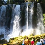 Waterfalls El Nicho