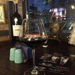 Винегрет и вино)