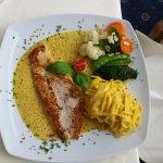 Köstliches Fischgericht