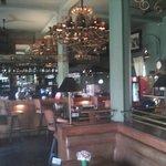 Intérieur du Café de la Gare