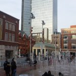 Sundance Square in the afternoon