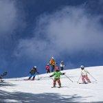 Alpine skiing at Lutsen